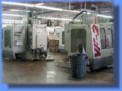 Vf2 CNC Machine